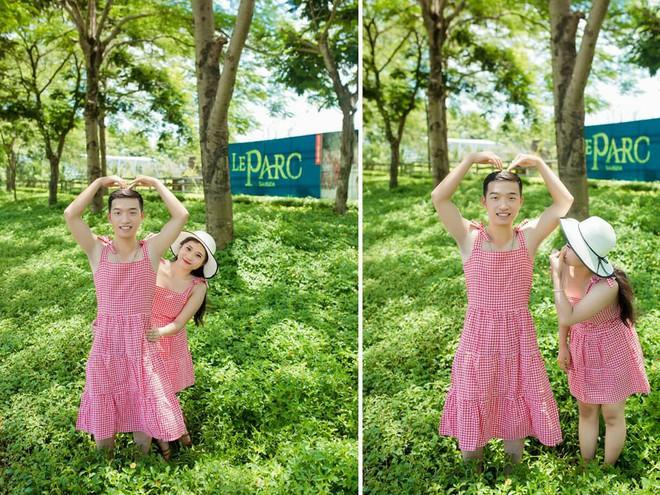 Giận dỗi vì phải tự lo từ trang phục đến chụp ảnh cưới, cô gái phục thù bằng cách cho chú rể mặc váy chụp hình - Ảnh 3.