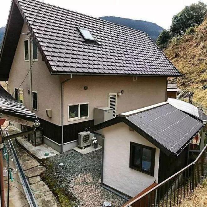 Ngôi nhà nhỏ và cuộc sống đơn sơ của gia đình Nhật Bản ở làng quê khiến bao người ngưỡng mộ - Ảnh 2.