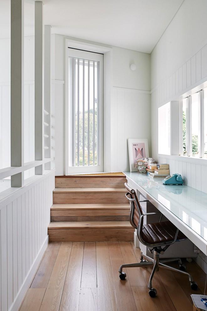 Ngôi nhà ở nông thôn đẹp bình yên và lãng mạn nhờ cải tạo theo phong cách Địa Trung Hải - Ảnh 9.