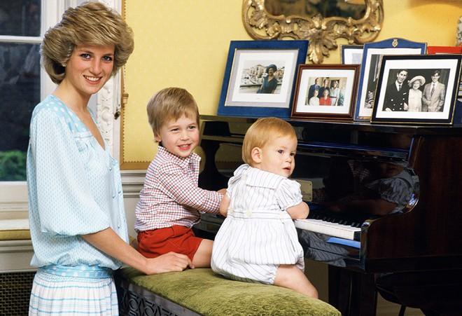 13 bức ảnh đong đầy hạnh phúc cùng cố Công nương Diana mà có lẽ anh em Hoàng tử William và Harry chẳng bao giờ quên - Ảnh 3.