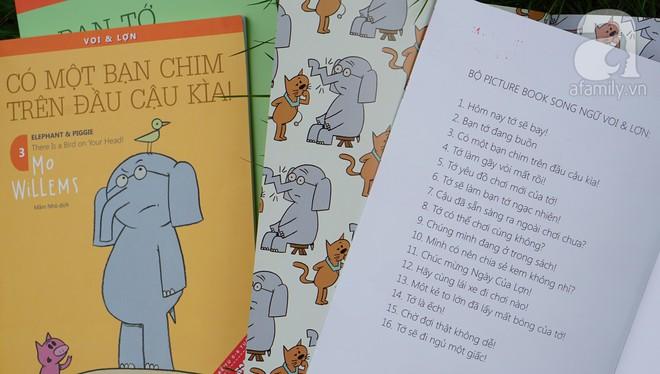 Bộ sách thiếu nhi dù đọc cùng con đến 1.000 lần, bé vẫn đòi đọc thêm một lần nữa! - Ảnh 2.