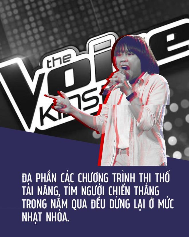 Truyền hình Việt 2017: Hết thời nhảy múa hát ca, thị phi, kể khổ được đà lên ngôi! - Ảnh 6.