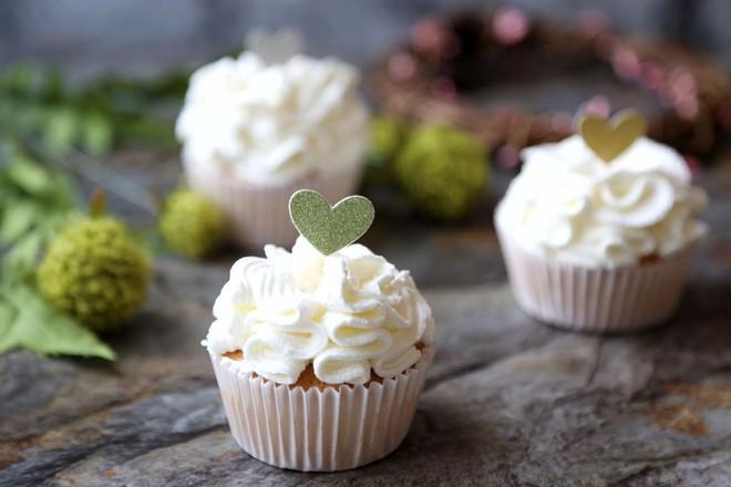 Công thức làm bánh cupcake cơ bản vụng đến mấy làm cũng thành công - Ảnh 4.