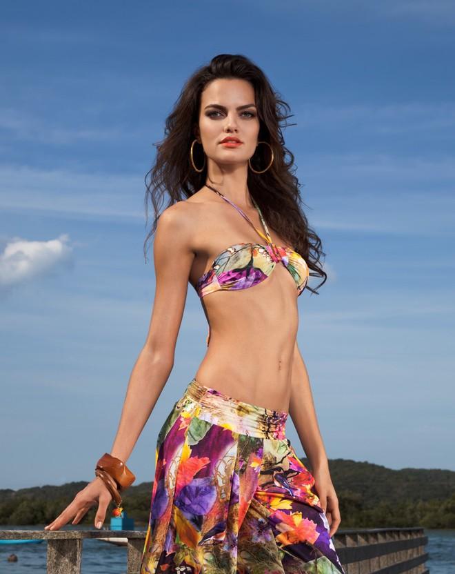 Muốn đẹp như siêu mẫu Barbara Fialho, chị em nên tập tạ theo cách này để giữ dáng - Ảnh 12.