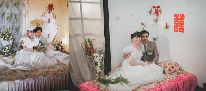 Đôi du học sinh Mỹ dành 6 tháng tái hiện đám cưới năm 1978 và 1992 của bố mẹ - Ảnh 9.