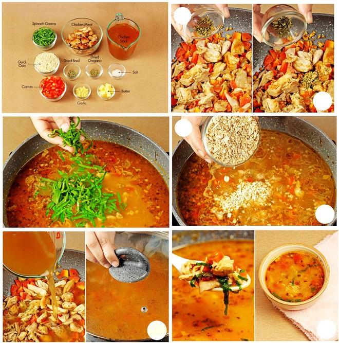 9 món ăn ngon cho trẻ bị ho gà cung cấp dưỡng chất thiết yếu giúp long đờm, giảm sốt hiệu quả - Ảnh 6.
