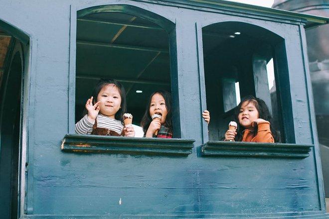 Bộ ba bạn thân Mầm - Mũm - Mon xuất hiện siêu yêu trong bộ ảnh chụp trên cánh đồng hoa cải - Ảnh 24.