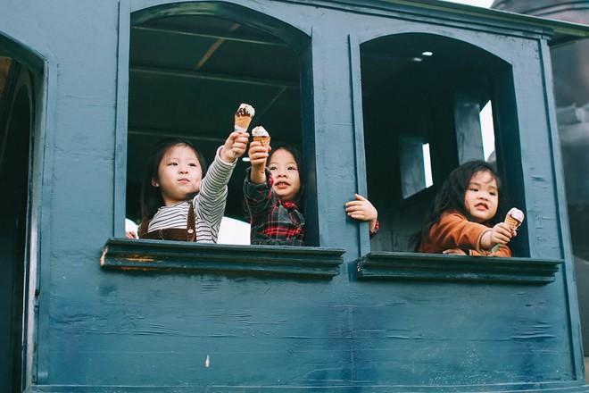 Bộ ba bạn thân Mầm - Mũm - Mon xuất hiện siêu yêu trong bộ ảnh chụp trên cánh đồng hoa cải - Ảnh 25.