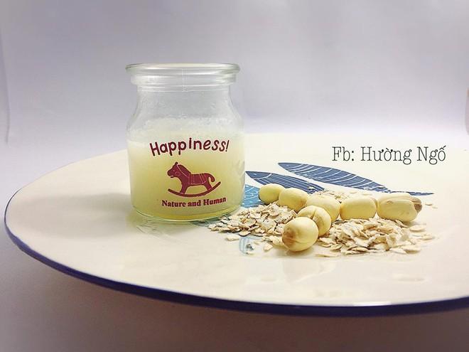 Mẹ đảm gợi ý công thức các món sữa hạt vừa ngon, bổ lại dễ làm cho bé - Ảnh 8.