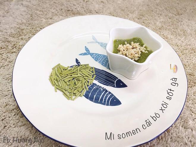 Mẹ đảm 9X chia sẻ thực đơn ăn dặm để bé bữa nào cũng ăn hết sạch sành sanh - Ảnh 15.