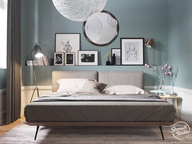 Căn hộ 3 phòng ngủ theo phong cách Scandinavian đẹp hoàn hảo như một bài thơ - Ảnh 19.