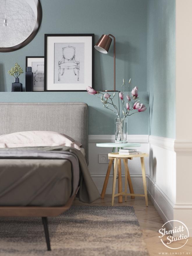 Căn hộ 3 phòng ngủ theo phong cách Scandinavian đẹp hoàn hảo như một bài thơ - Ảnh 20.
