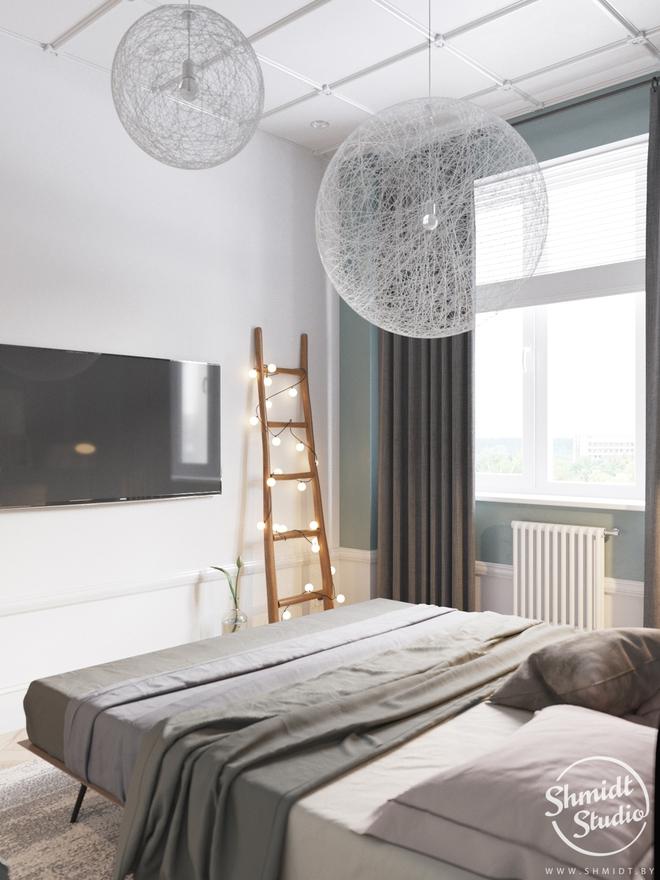 Căn hộ 3 phòng ngủ theo phong cách Scandinavian đẹp hoàn hảo như một bài thơ - Ảnh 24.