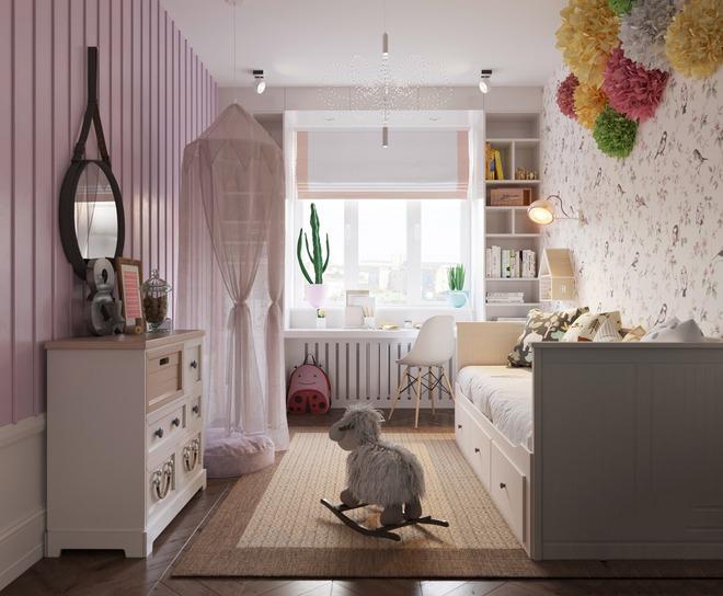 Căn hộ 3 phòng ngủ theo phong cách Scandinavian đẹp hoàn hảo như một bài thơ - Ảnh 33.