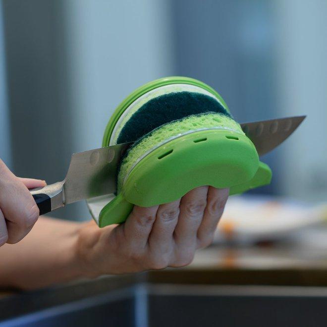 7 mẹo hay để những con dao nhà bạn luôn sắc bén như mới - Ảnh 1.