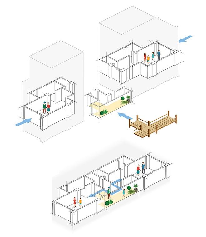 Ngôi nhà 36m² vừa đẹp vừa tiện ích chuẩn không cần chỉnh dành cho gia đình có nhiều thế hệ - Ảnh 1.