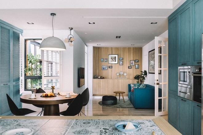 Ngôi nhà 36m² vừa đẹp vừa tiện ích chuẩn không cần chỉnh dành cho gia đình có nhiều thế hệ - Ảnh 2.