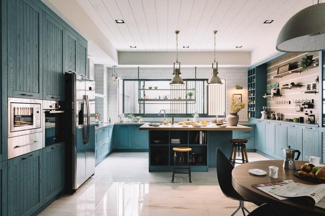Ngôi nhà 36m² vừa đẹp vừa tiện ích chuẩn không cần chỉnh dành cho gia đình có nhiều thế hệ - Ảnh 4.