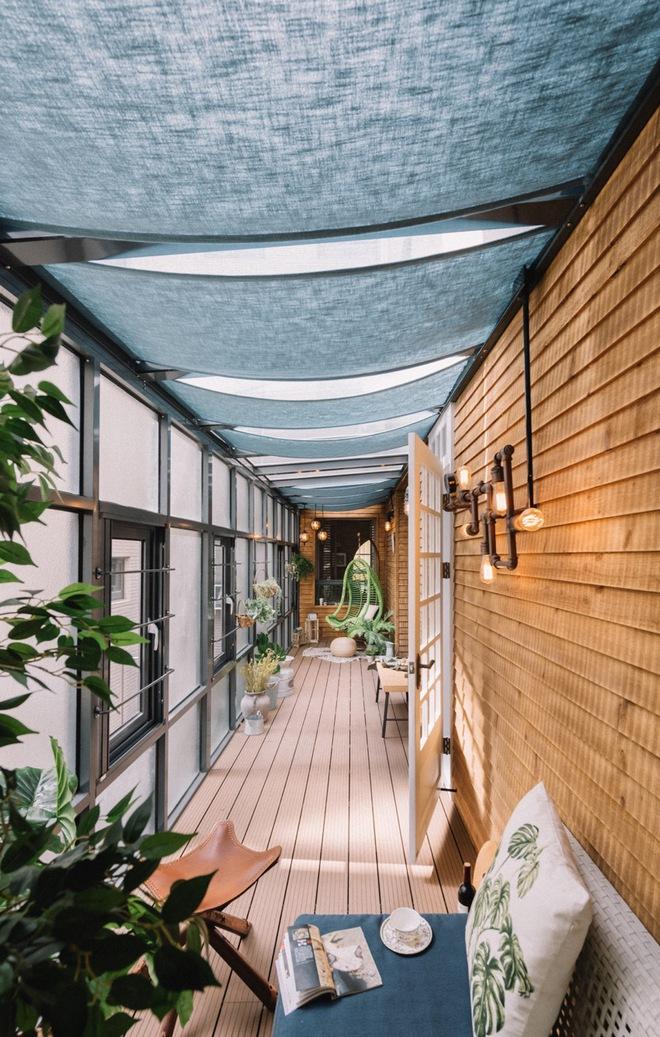 Ngôi nhà 36m² vừa đẹp vừa tiện ích chuẩn không cần chỉnh dành cho gia đình có nhiều thế hệ - Ảnh 7.