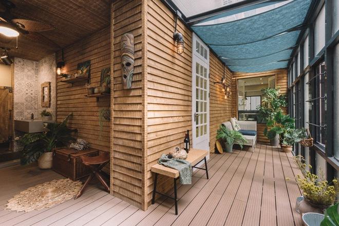 Ngôi nhà 36m² vừa đẹp vừa tiện ích chuẩn không cần chỉnh dành cho gia đình có nhiều thế hệ - Ảnh 8.