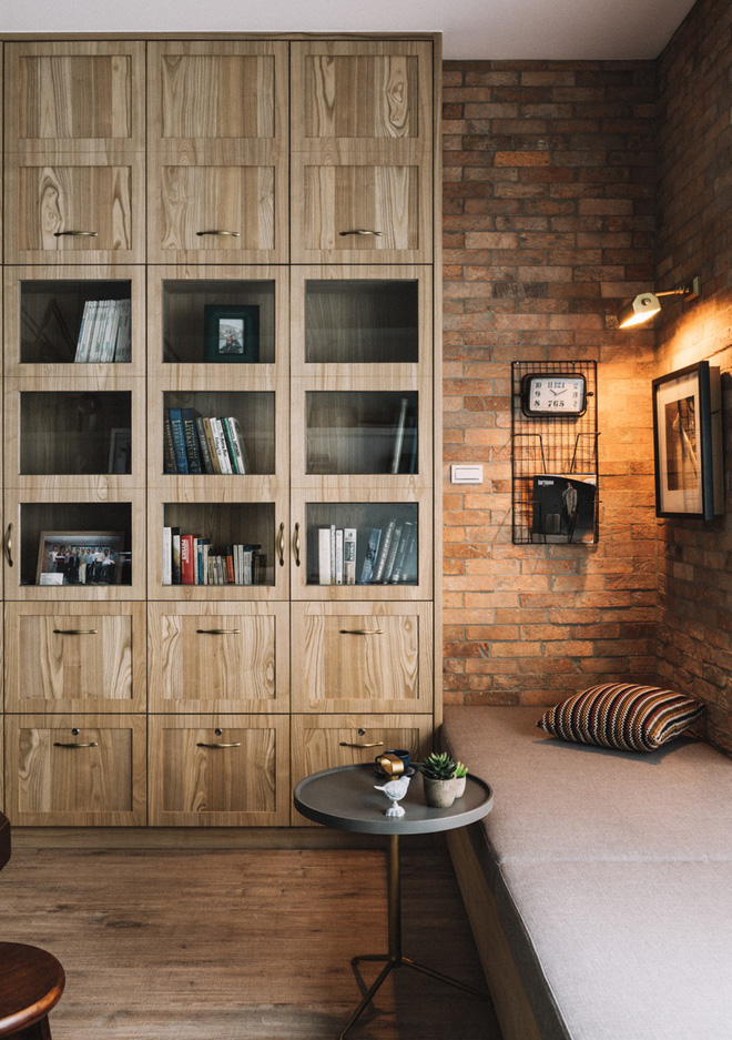 Ngôi nhà 36m² vừa đẹp vừa tiện ích chuẩn không cần chỉnh dành cho gia đình có nhiều thế hệ - Ảnh 11.