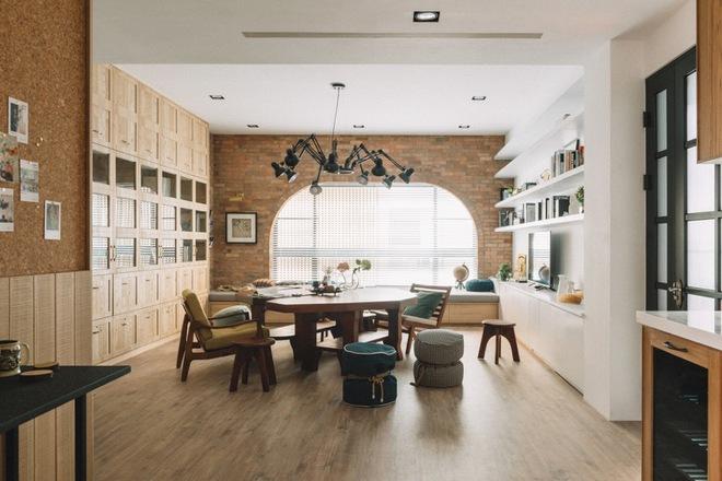 Ngôi nhà 36m² vừa đẹp vừa tiện ích chuẩn không cần chỉnh dành cho gia đình có nhiều thế hệ - Ảnh 12.