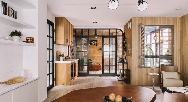 Ngôi nhà 36m² vừa đẹp vừa tiện ích chuẩn không cần chỉnh dành cho gia đình có nhiều thế hệ - Ảnh 13.