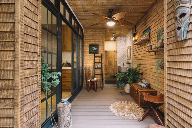 Ngôi nhà 36m² vừa đẹp vừa tiện ích chuẩn không cần chỉnh dành cho gia đình có nhiều thế hệ - Ảnh 14.