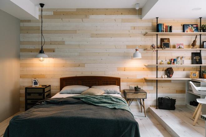 Ngôi nhà 36m² vừa đẹp vừa tiện ích chuẩn không cần chỉnh dành cho gia đình có nhiều thế hệ - Ảnh 20.