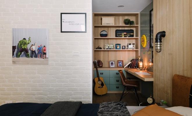 Ngôi nhà 36m² vừa đẹp vừa tiện ích chuẩn không cần chỉnh dành cho gia đình có nhiều thế hệ - Ảnh 23.