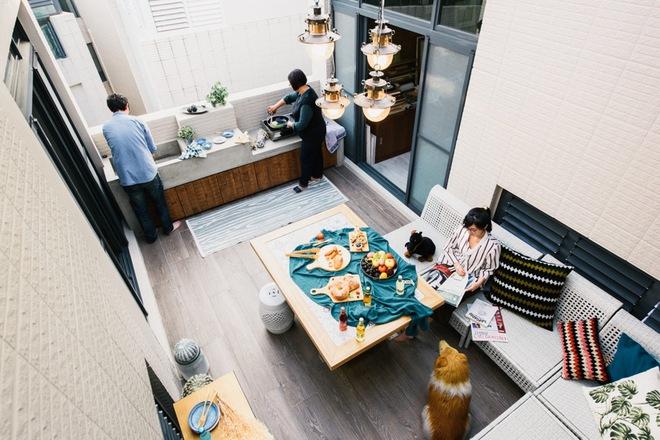 Ngôi nhà 36m² vừa đẹp vừa tiện ích chuẩn không cần chỉnh dành cho gia đình có nhiều thế hệ - Ảnh 25.