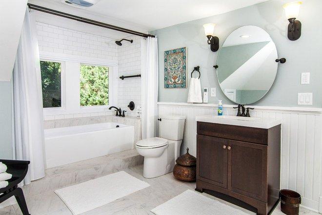 Nếu định cải tạo phòng tắm, bạn không thể bỏ lỡ những gợi ý hữu ích này - Ảnh 3.