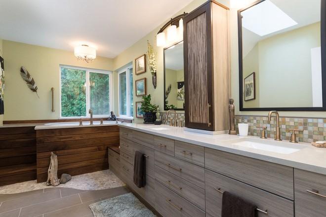Nếu định cải tạo phòng tắm, bạn không thể bỏ lỡ những gợi ý hữu ích này - Ảnh 4.