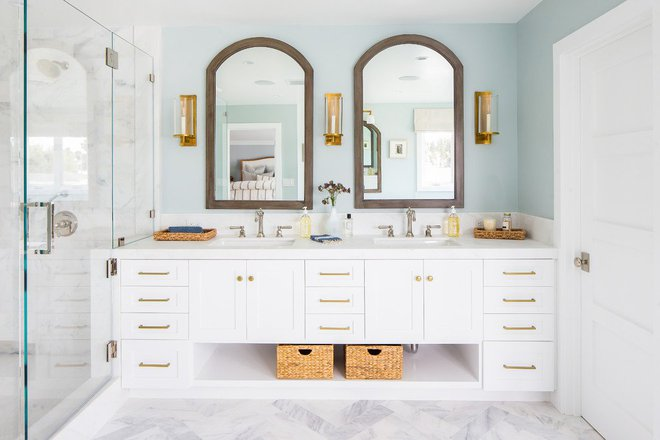 Nếu định cải tạo phòng tắm, bạn không thể bỏ lỡ những gợi ý hữu ích này - Ảnh 8.