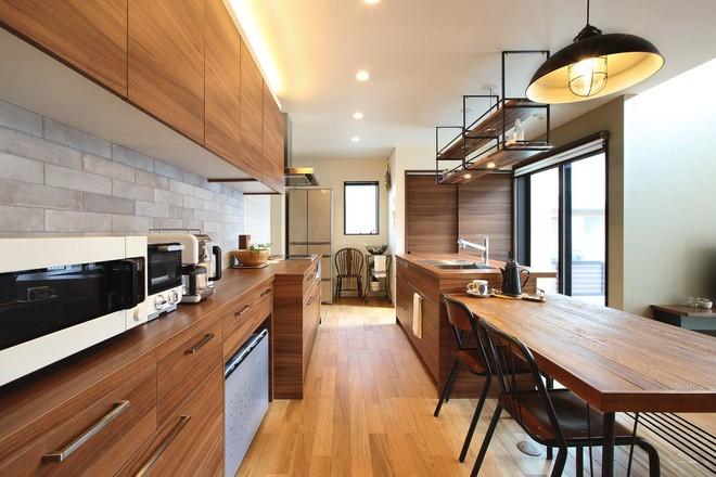 Những căn bếp khiến ai cũng phải lòng ngay từ cái nhìn đầu tiên - Ảnh 2.