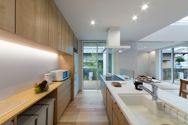 Những căn bếp khiến ai cũng phải lòng ngay từ cái nhìn đầu tiên - Ảnh 3.