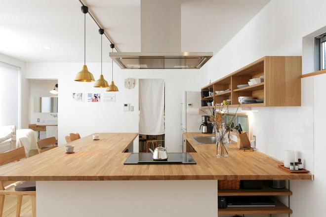 Những căn bếp khiến ai cũng phải lòng ngay từ cái nhìn đầu tiên - Ảnh 4.