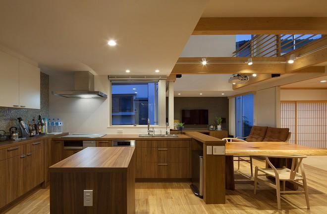 Những căn bếp khiến ai cũng phải lòng ngay từ cái nhìn đầu tiên - Ảnh 5.