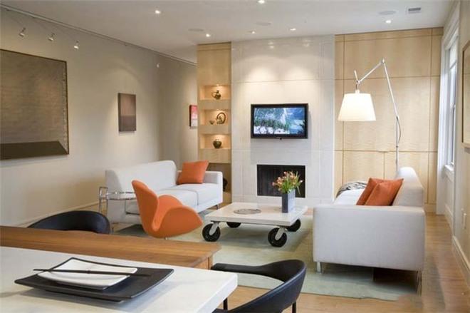 Những cách trang trí phòng khách bạn cần tham khảo khi chỉ còn 1 tháng nữa là Tết - Ảnh 1.