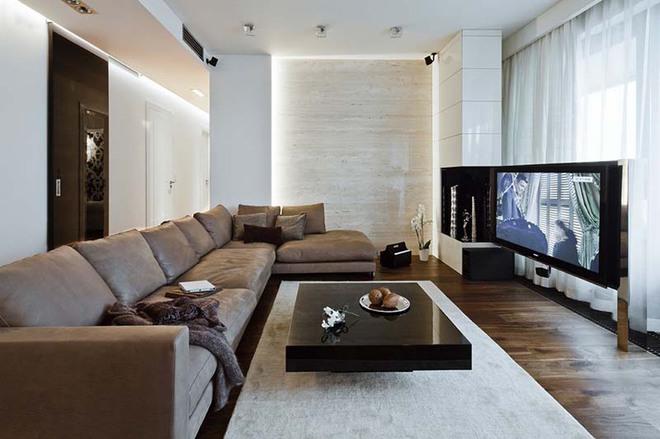 Những cách trang trí phòng khách bạn cần tham khảo khi chỉ còn 1 tháng nữa là Tết - Ảnh 3.