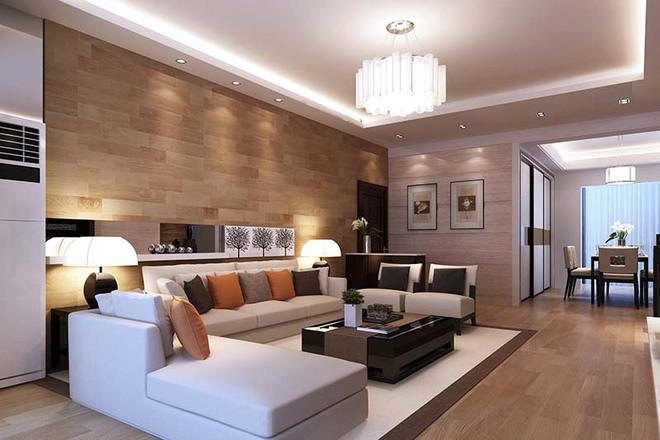 Những cách trang trí phòng khách bạn cần tham khảo khi chỉ còn 1 tháng nữa là Tết - Ảnh 4.