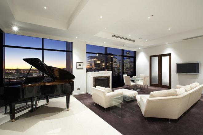 Những cách trang trí phòng khách bạn cần tham khảo khi chỉ còn 1 tháng nữa là Tết - Ảnh 5.