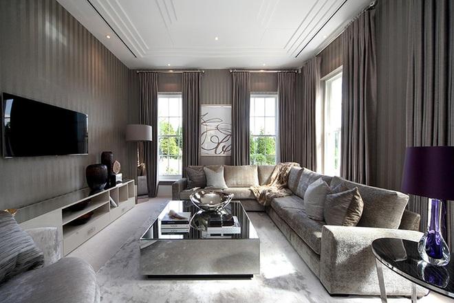 Những cách trang trí phòng khách bạn cần tham khảo khi chỉ còn 1 tháng nữa là Tết - Ảnh 6.