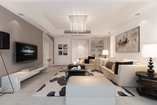 Những cách trang trí phòng khách bạn cần tham khảo khi chỉ còn 1 tháng nữa là Tết - Ảnh 8.