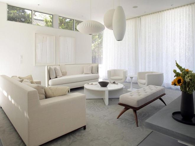 Những cách trang trí phòng khách bạn cần tham khảo khi chỉ còn 1 tháng nữa là Tết - Ảnh 9.