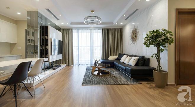 Chi 300 triệu đồng cải tạo trong vòng 45 ngày, căn hộ 126m² ở Hà Nội lột xác đẹp đến bất ngờ - Ảnh 4.