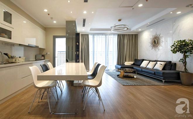Chi 300 triệu đồng cải tạo trong vòng 45 ngày, căn hộ 126m² ở Hà Nội lột xác đẹp đến bất ngờ - Ảnh 8.