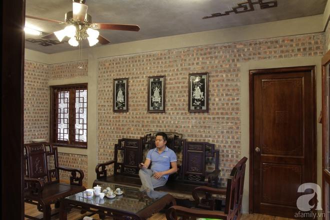 Ngôi nhà vườn hoài cổ với mái nhuốm màu thời gian bình yên giữa núi đồi Bắc Ninh - Ảnh 18.