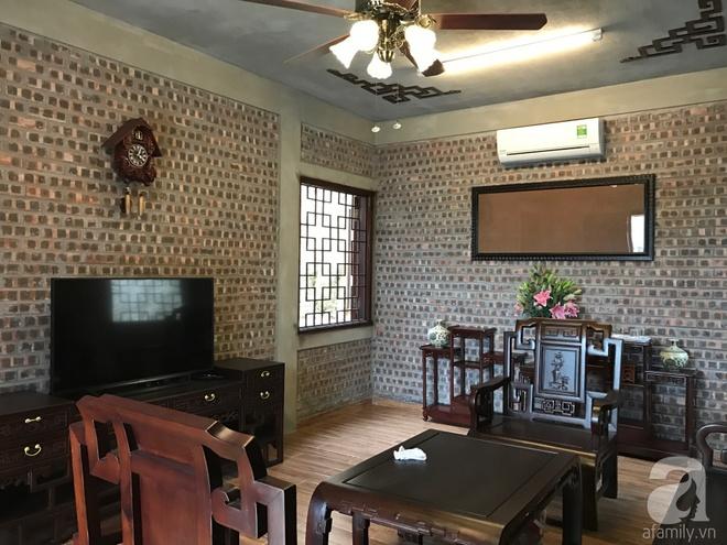 Ngôi nhà vườn hoài cổ với mái nhuốm màu thời gian bình yên giữa núi đồi Bắc Ninh - Ảnh 20.