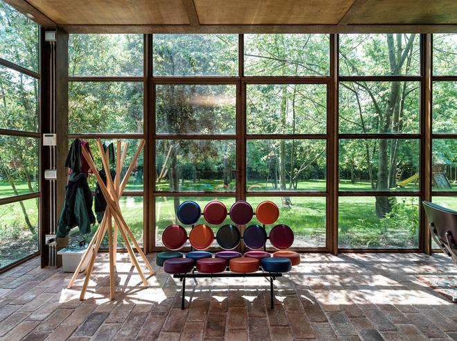 Ngôi nhà 450m² ở vùng quê được bao quanh bởi cây xanh tươi tốt khiến ai nhìn thấy cũng thích - Ảnh 4.